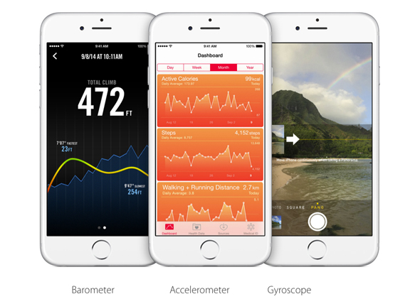 How to Measure Altitude In iPhone