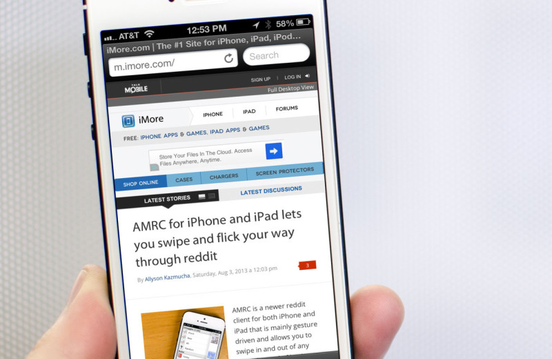 WebView Application in iPhone